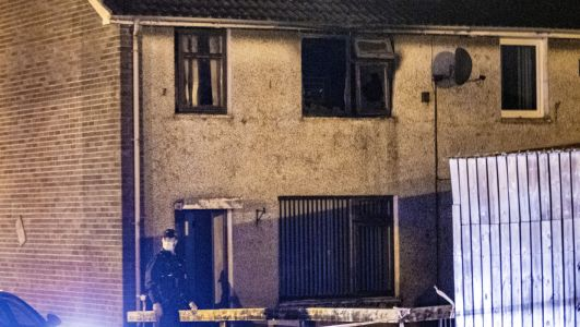 Ballymena community numb with shock as girl (12) dies in house fire