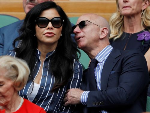 Jeff Bezos had a wild summer of yacht hopping and jetting off to Wimbledon with his girlfriend. Here's how the world's wealthiest person spent his time