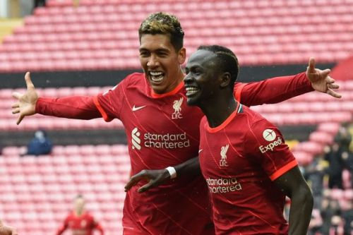 Video: Sadio Mane fires Liverpool into the Champions League with brilliant brace