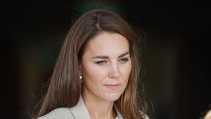 Kate Middleton wore the ultimate power outfit to return to royal duty