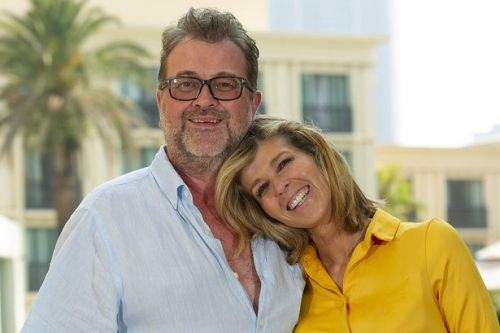 Kate Garraway determined to have 'fun' as she makes 'emotional' GMB return