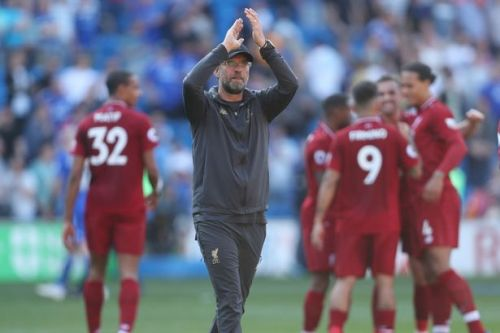 Liverpool boss Jurgen Klopp delivers brutal Manchester United verdict ahead of Manchester City clash