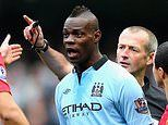 Man City news: Mario Balotelli to take part in Vincent Kompany's testimonial