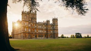 Downton Abbey fans - you can now book to stay at Highclere Castle
