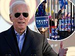 Biden slammed for calling Trump supporters ugly folks at Minnesota rally