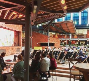 Manchester's FREE Outdoor Cinema Is Back Showing The Greatest Showman And More