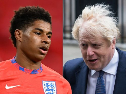 What is Marcus Rashford's school meals petition and how can you see if your MP voted against it?