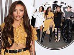 Little Mix's Jesy Nelson joins her bandmates for Strip music video launch