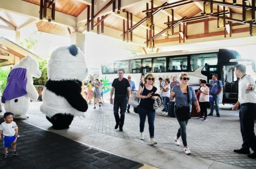 Sanya welcomes Ixina Worldwide, a MICE travel group from Europe