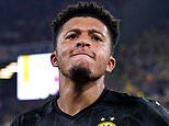 Jadon Sancho seals new bumper £190,000-a-week contract at Borussia Dortmund