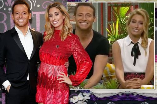 Stacey Solomon and Joe Swash love story in full as they announce baby news