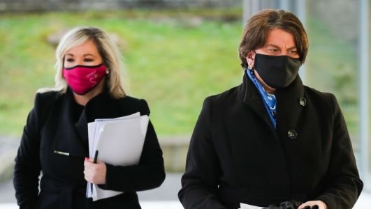 Executive hopes to see last phase of lockdown by June 10: Michelle O'Neill