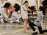 DWTS pros Valentin Chmerkovskiy and Jenna Johnson are engaged after romantic proposal in Venice