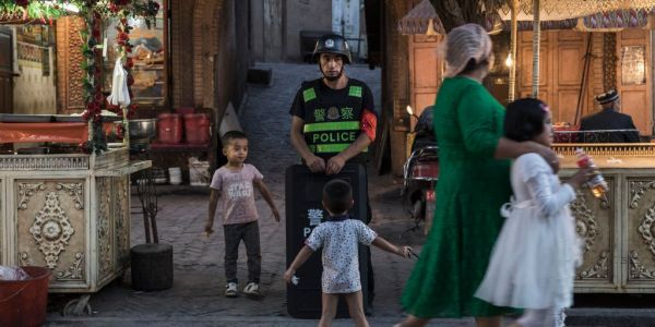 China claims all Uighur Muslims have happily 'graduated' from its oppressive prison camp system, despite widespread reports that at least 1 million are detained
