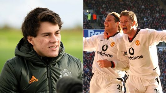 Diego Forlan reveals what he told Ole Gunnar Solskjaer about Manchester new boy Facundo Pellistri