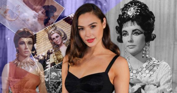 Gal Gadot confirms Cleopatra role with Wonder Woman director: 'Can't be more grateful'