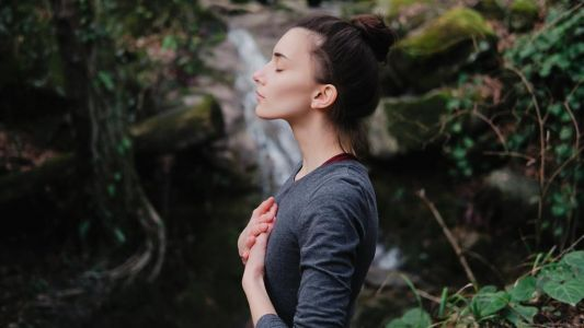 Can coronavirus anxiety be helped by breathing exercises?
