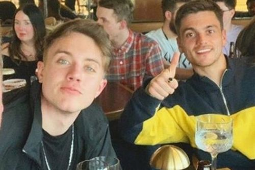 Roman Kemp's late friend and producer Joe Lyons receives moving tributes