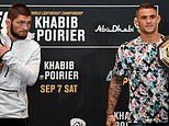 UFC news: Conor McGregor will not attend Khabib Nurmagomedov and Dustin Poirier title fight
