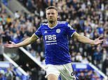 Leicester 4-2 Manchester United: Red Devils' 29-game unbeaten run ended in six-goal thriller