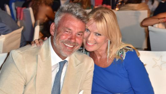 Coronavirus: A fair way to travel, but Alison finally reunites with Darren Clarke in US after lockdown