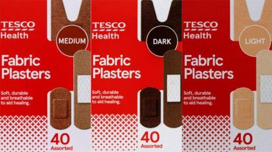 Tesco Launches Plasters In Diverse Skin Tones. Here's Why That Matters