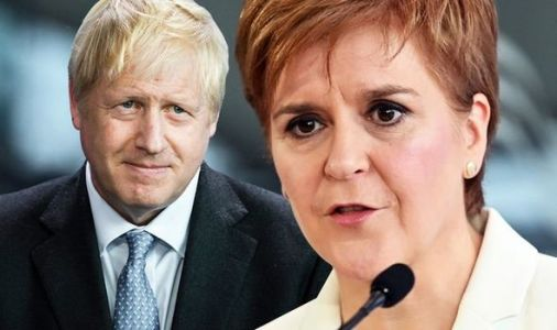 'Scotland would be bankrupt!' Sturgeon savaged as SNP given credit for Boris policies