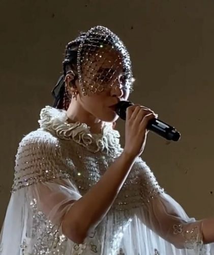 FKA twigs Just Performed Live at Valentino