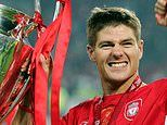 Steven Gerrard to play for Liverpool Legends against AC Milan