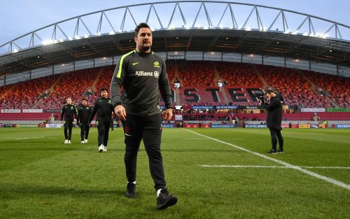 Munster vs Saracens, Champions Cup: live score and latest updates