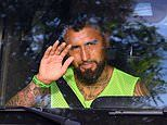 Barcelona confirm sale of Arturo Vidal to Inter Milan for just £917,000