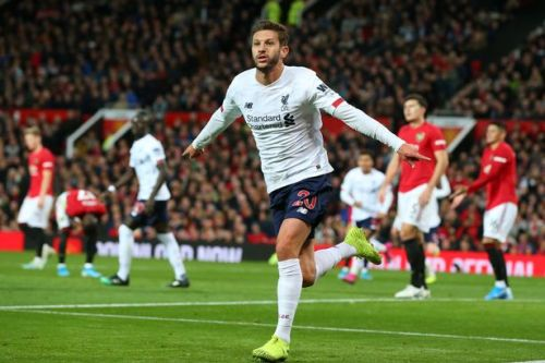 Adam Lallana closing on Brendan Rodgers reunion as he heads for Liverpool exit