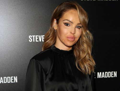 Katie Piper shares vile abuse from Instagram trolls as she urges for 'more to be done': 'You're the most repulsive thing I've seen'