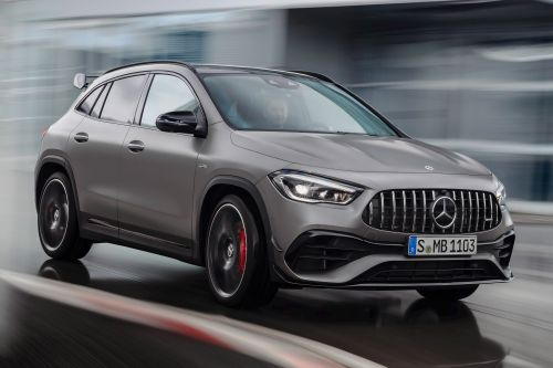 New 2020 Mercedes-AMG GLA 45 S launched with 415bhp