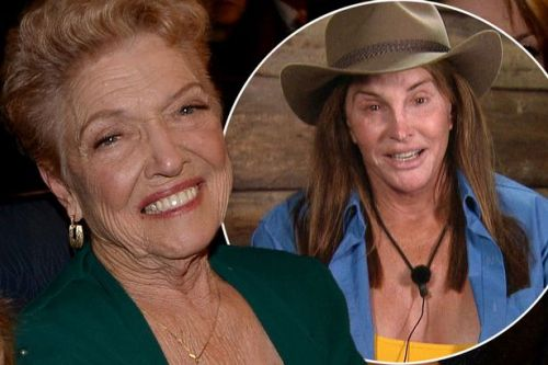 Why Caitlyn Jenner's frightened mum, 93, wishes she wasn't doing I'm A Celebrity