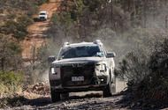New 2022 Ford Ranger: plug-in hybrid pick-up tested offroad