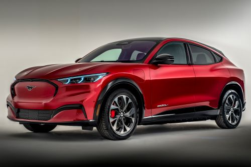 New Ford Mustang Mach-E electric SUV arrives with 370-mile range