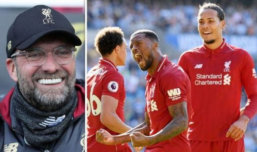 Liverpool boss Jurgen Klopp reacts to Reds win and admits weather fears