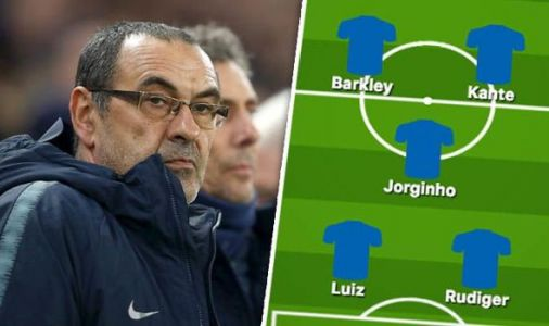 Chelsea team news vs Man City: Predicted line up - Will this XI save Sarri from the sack?