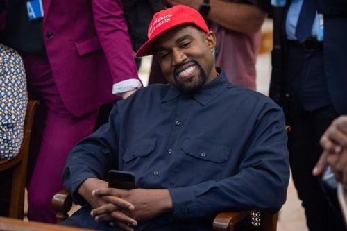 Kanye West announces he is running to be US President in 2020