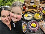 Mother slashed weekly food bill from £60 to £10 by only purchasing discounted products