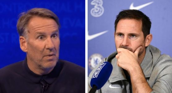 Paul Merson says Chelsea board may begin to turn on Frank Lampard if they lose to Manchester United