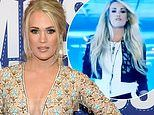 Carrie Underwood is being sued by songwriter for 'stealing' the theme to Sunday Night Football
