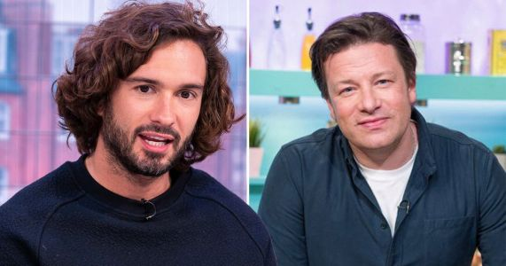 Joe Wicks says he wants to be the 'Jamie Oliver of kids' fitness' as the Naked Chef's empire crumbles