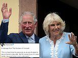 The Duchess of Cornwall sends a message to the people of the United Kingdom