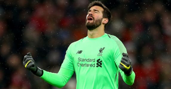 Alisson reveals the one thing he really struggles with at Liverpool