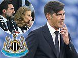 Newcastle: Paulo Fonseca is obsessed with tactics but he's never had a big budget