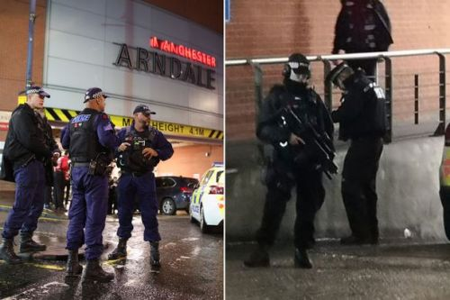 Manchester Arndale: Man detained under Mental Health Act over knife incident at Nando's
