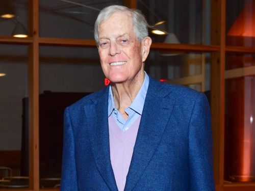 Billionaire David Koch was one of the richest, most influential men in America - and he had a massive New York real estate portfolio