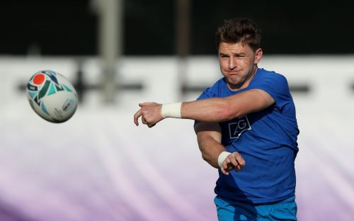 New Zealand v South Africa, Rugby World Cup 2019: live score and latest updates from Yokohama